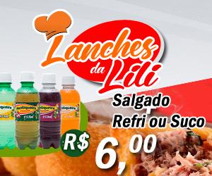LILI LANCHES E SALGADOS