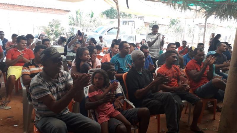 Dia dos Pais é comemorado em Monte Alegre. Veja as fotos!
