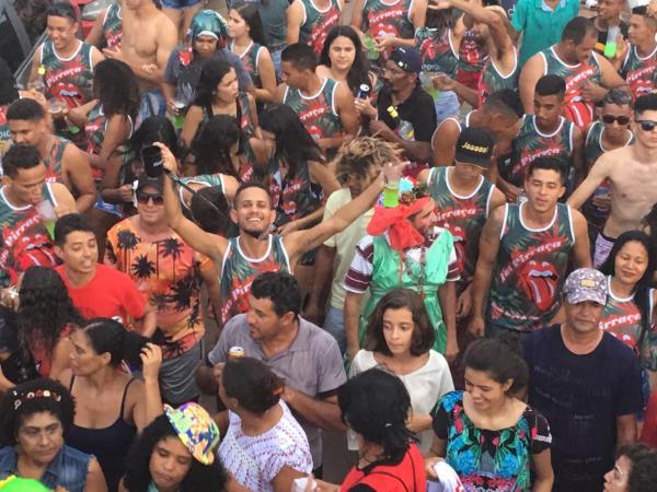 Confira alguns flash do Bloco faz Pirraça no Carnaval 2019 de Monte Alegre-PI