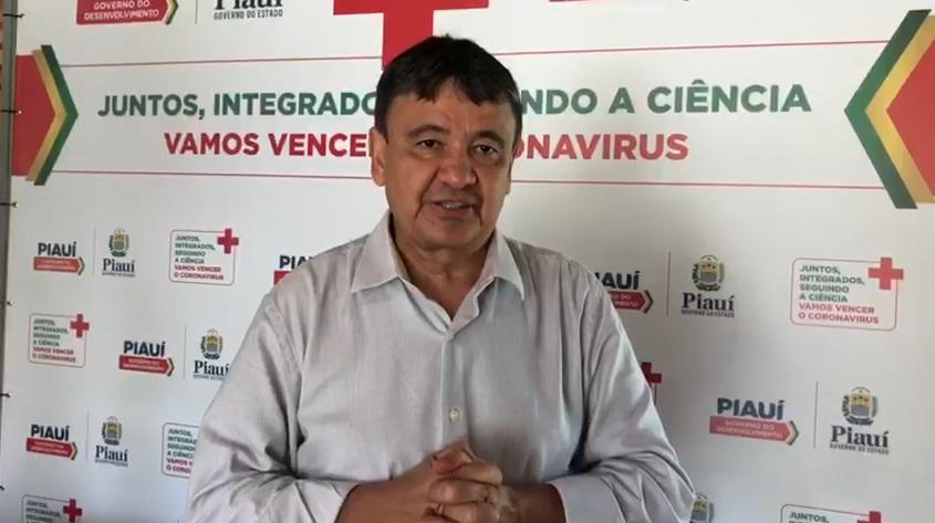 Governador do Piauí decreta o terceiro