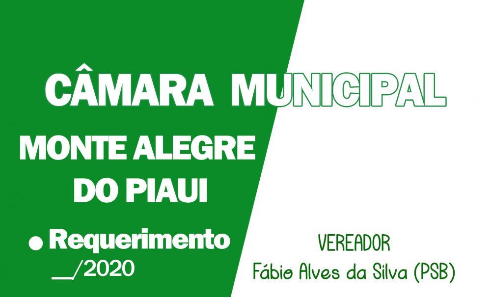 Monte Alegre  Vereador Fábio Baú encaminha requerimento a casa lotérica; explicações