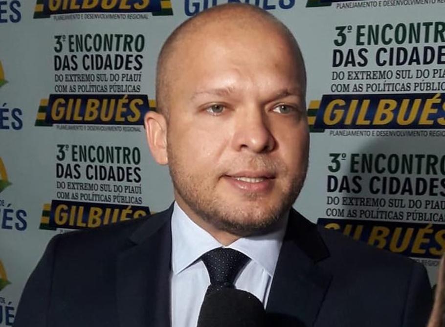 Prefeito Léo Matos, Gilbués-PI
