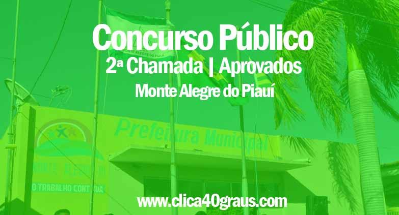 Monte Alegre| Prefeitura convoca aprovados no concurso público; 2ª chamada