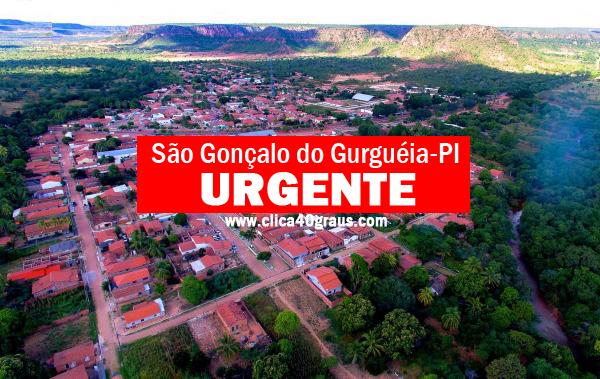 São Gonçalo do Gurguéia confirma o 1º caso de Coronavírus (Covid-19)