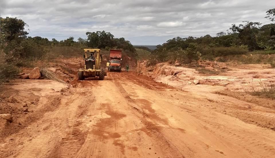 Rodovia da Soja| Governo do Estado avança na recuperação da PI-397, região Sul do Piauí