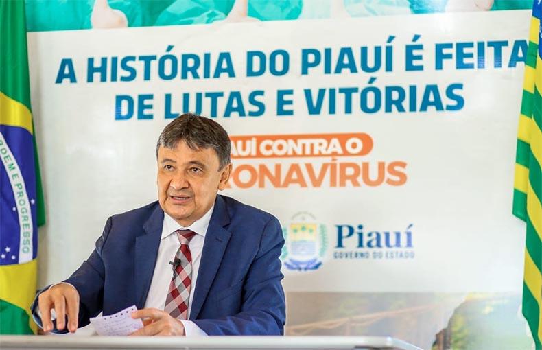 Piauí| Wellington Dias divulga cronograma de retorno das atividades