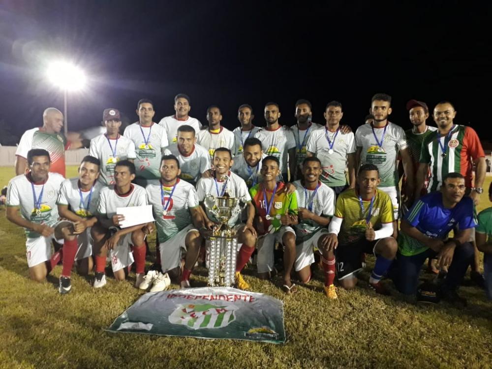 Domingo de emoção é marcada com final do Campeonato Municipal em Monte Alegre-PI. Confira.