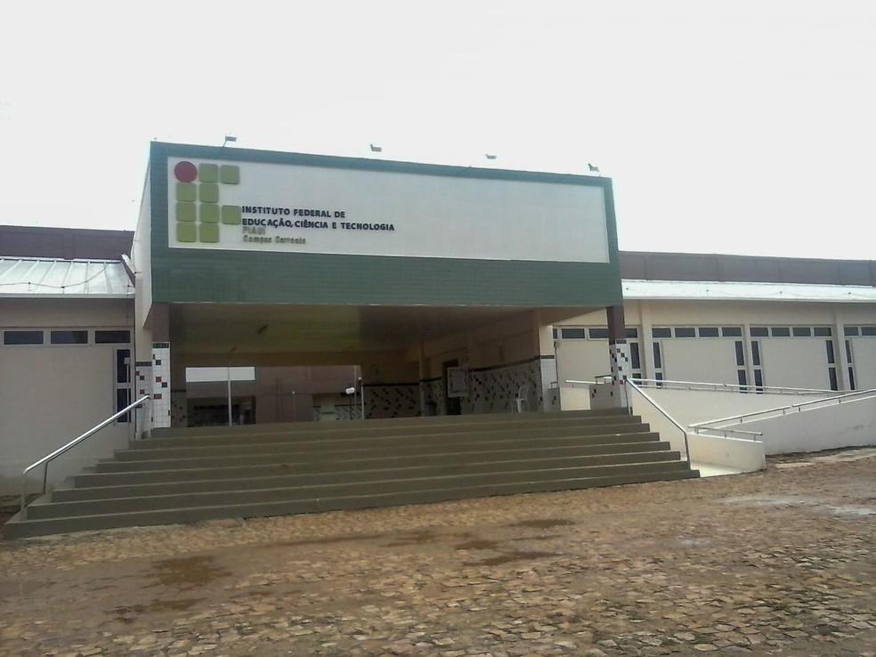 IFPI abre vagas para cursos técnicos em Corrente-PI e mais 15 cidades do Piauí