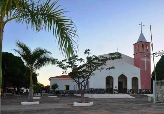 Santuário N. Sra. de Fátima - Monte Alegre do Piauí