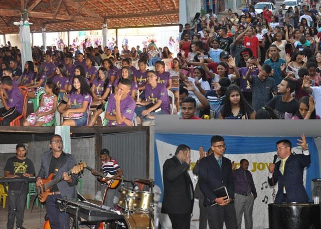 6ª Edição do Desperta Jovem e Pré-COJADEBOM é realizado em Monte Alegre
