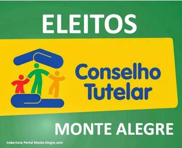 Eleitos os novos membros do Conselho Tutelar em Monte Alegre