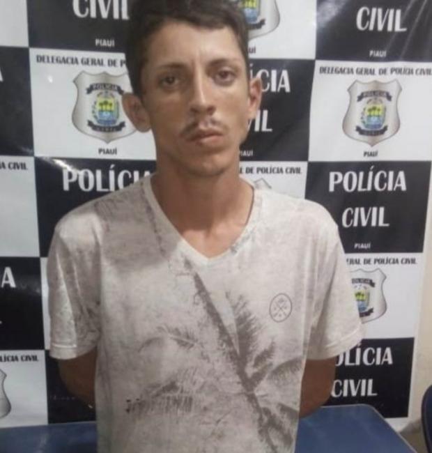 Foragido é preso tentando furtar mercado no Sul do Piauí