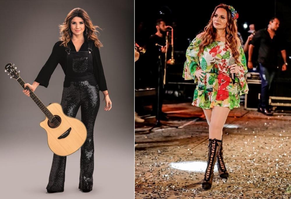 Paula Fernandes e Solange Almeida serão as grandes atrações nacionais do Festival de Rabeca