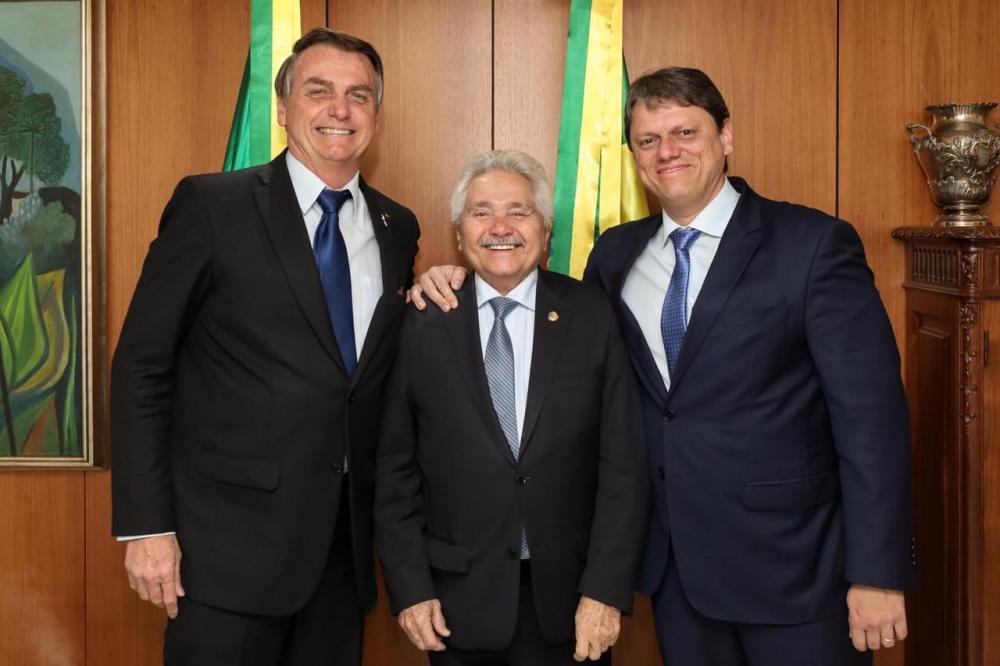Presidente Jair Bolsonaro poderá vir ao Sul do Piauí inaugurar alargamento de rodovia