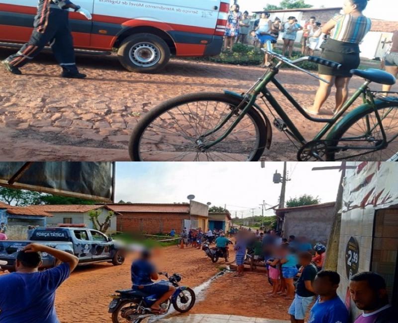 Gari é executado com seis tiros em cidade do Piauí
