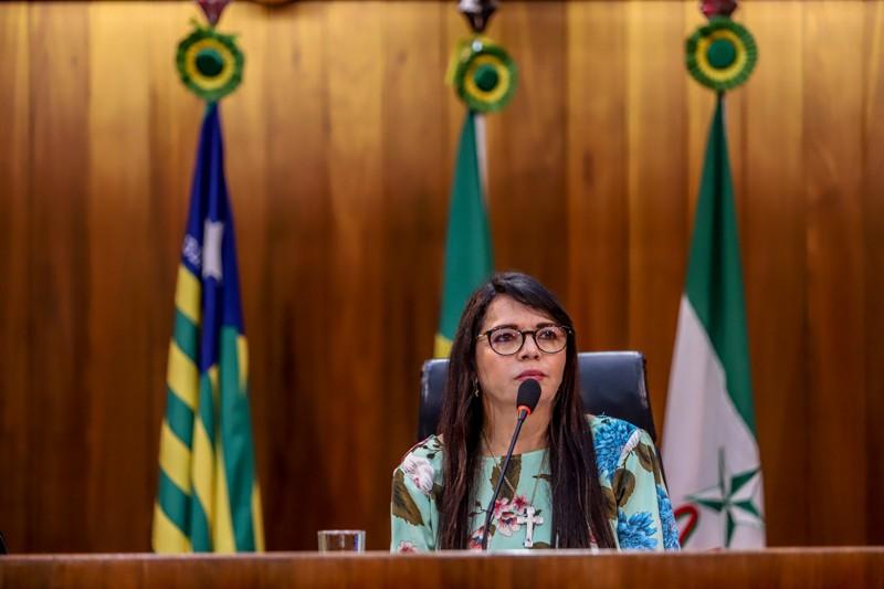 Deputada quer embargar obra que causou estragos ambientais em São Gonçalo do Gurgueia