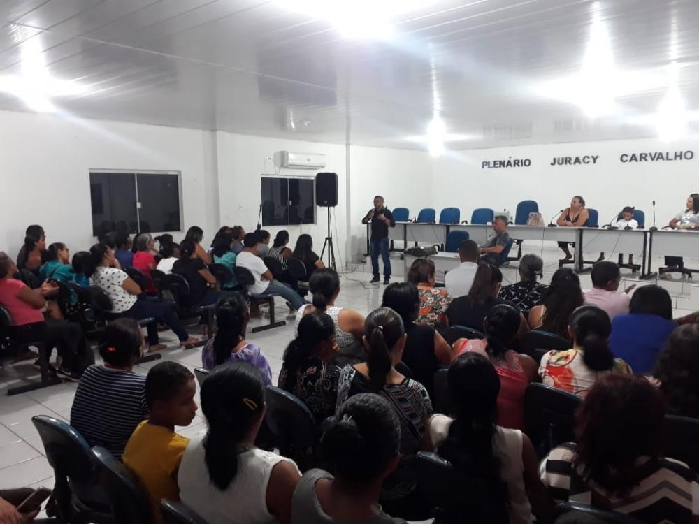 Prefeito põe fim à paralisação dos servidores municipais de Gilbués