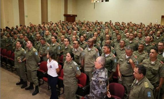 Concurso da Policia Militar oferece vagas para Bom Jesus e Corrente